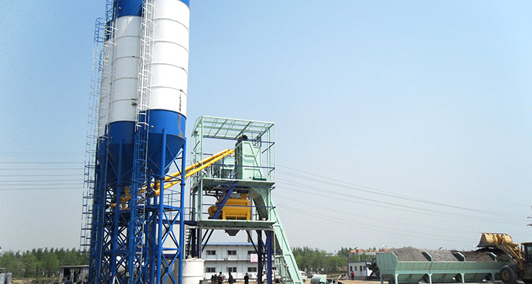 HZS40 Concrete Batching Plant